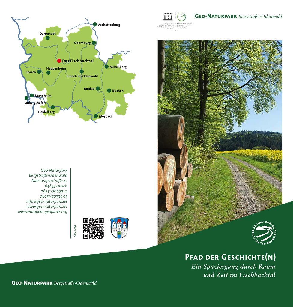Flyer zum Pfad